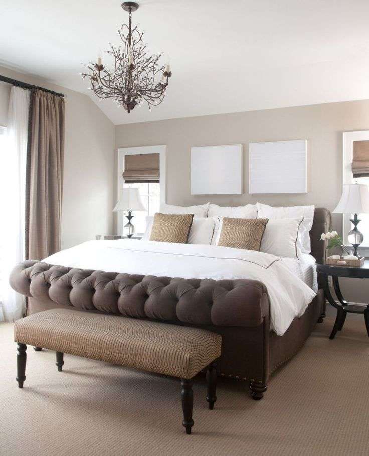 couleur taupe idee decoration pour associer cette couleur. Black Bedroom Furniture Sets. Home Design Ideas