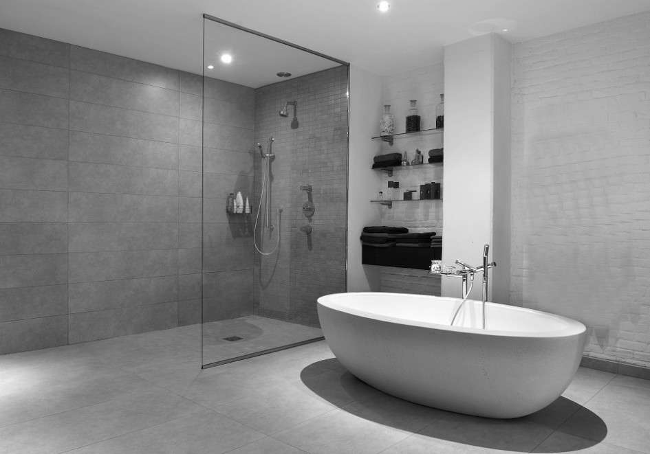 Image Result For Small Modern Bathroom