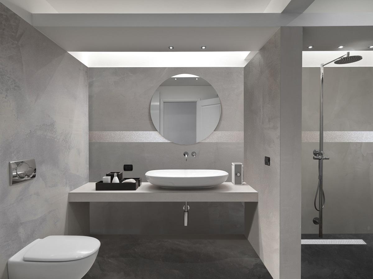 R sinence conseils et application de cette peinture - Enduit beton salle de bain ...
