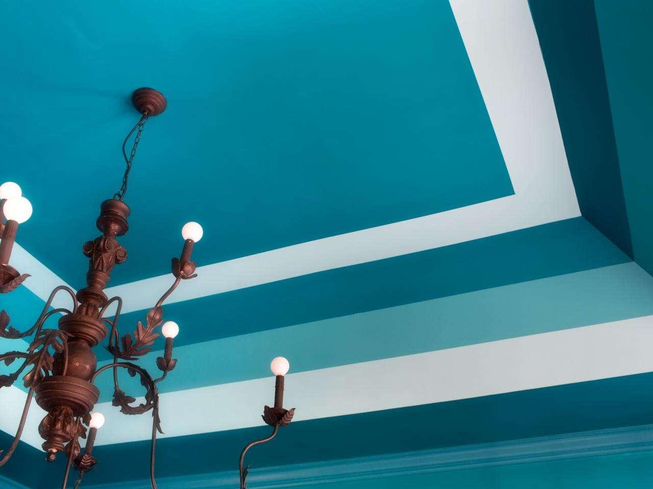 peindre un plafond nos conseils et astuces pour r 233 ussir d 233 co