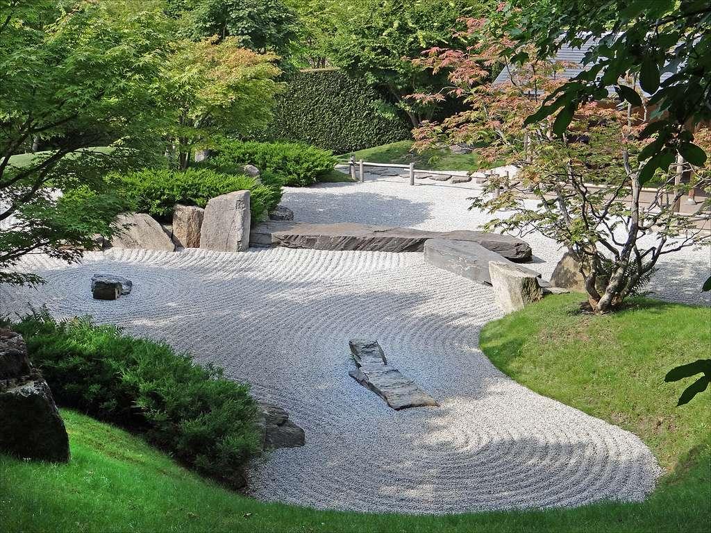 Jardin zen conseils d co astuces id es pratiques for Jardin japonais plantes