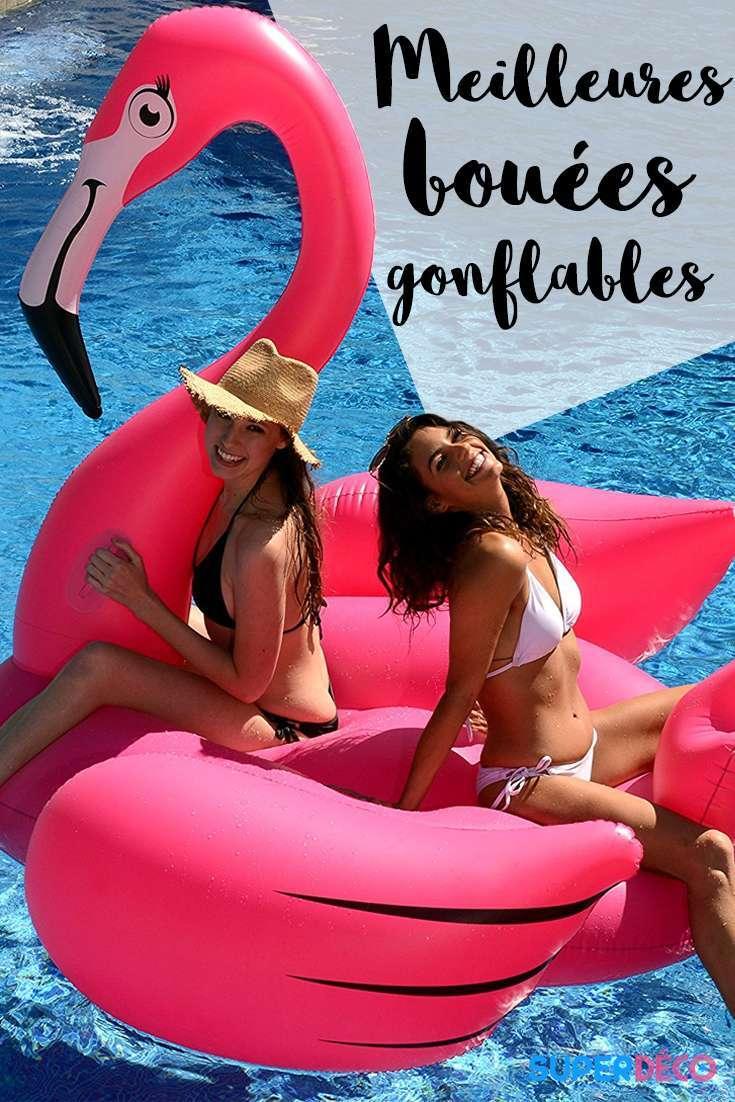 Vous cherchez les meilleures bouées gonflables pour cet été ? Alors notre article vous aidera à faire le meilleur choix concernant votre bouée flamant rose ou encore ananas !