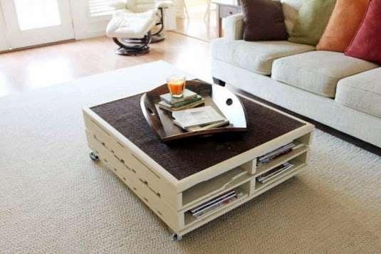 Table Basse En Palette 56 Idees A Ne Pas Rater Super Deco