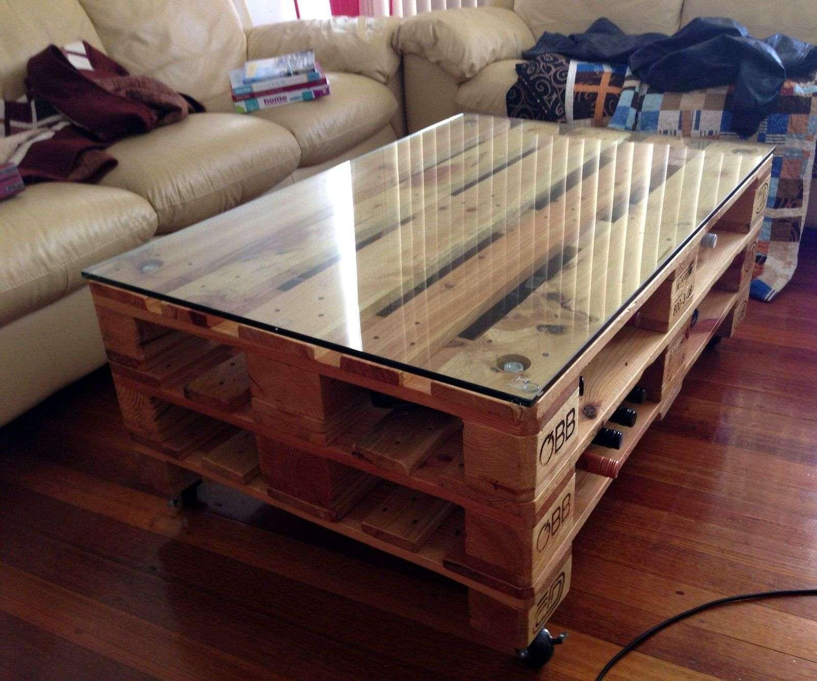 Table Basse Palette Deco Design 5 Super D Co