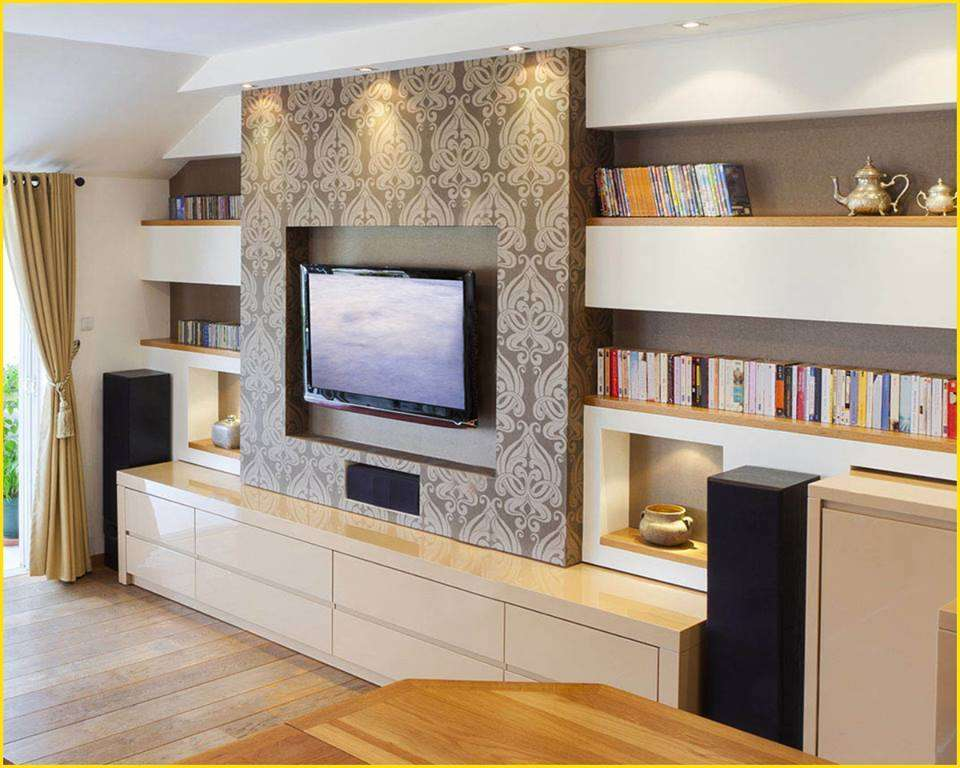 25 niches murales absolument magnifiques super d co page 20. Black Bedroom Furniture Sets. Home Design Ideas