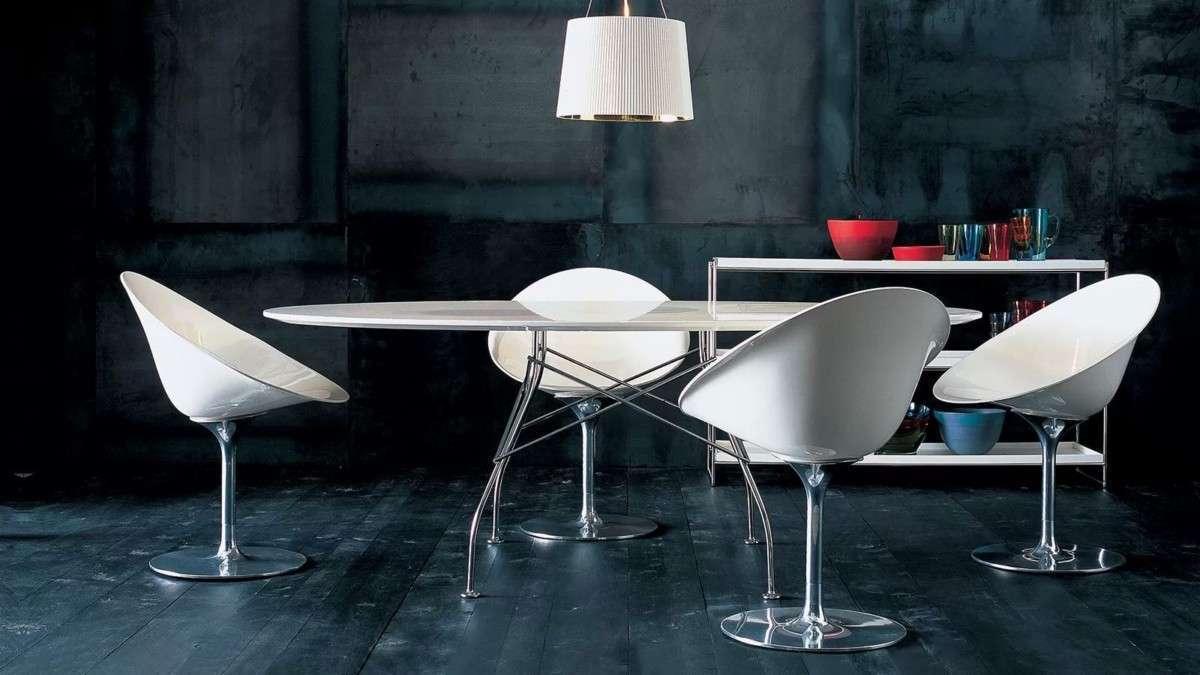 fauteuil eros starck super d co. Black Bedroom Furniture Sets. Home Design Ideas