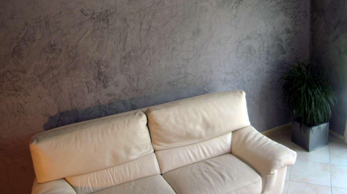 Peinture effet tr s tendance pour votre d co super - Peinture effet tadelakt ...
