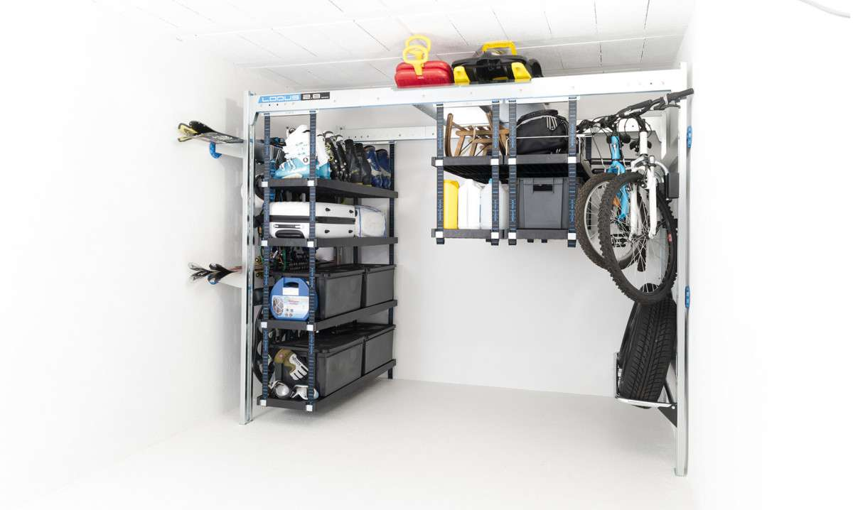 Etagere de rangement garage etagere de rangement garage - Etagere rangement garage ...