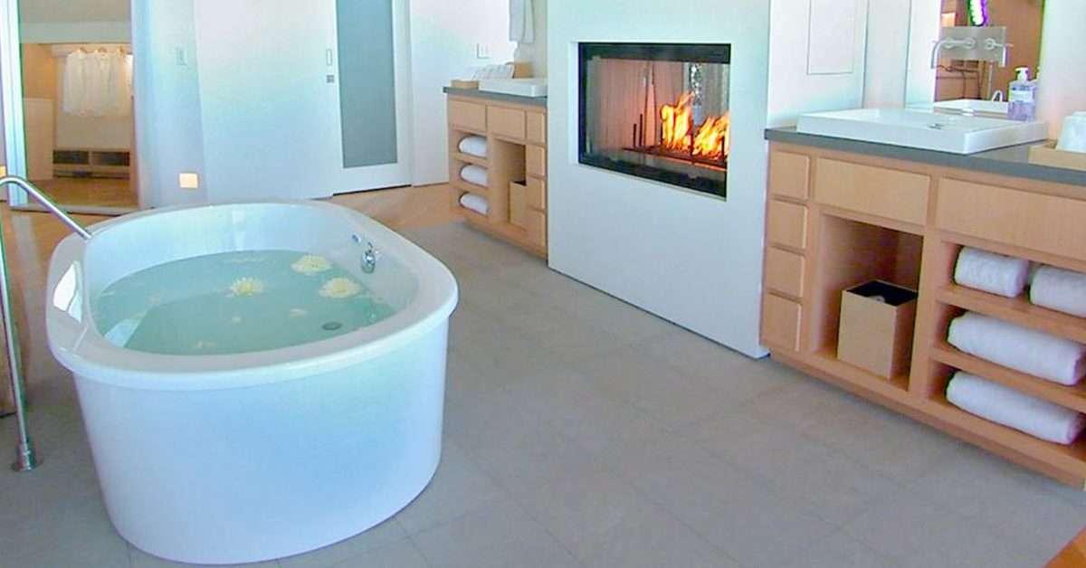14 magnifiques salles de bain r nov es super d co - Renovation salle de bain deductible des impots 2017 ...