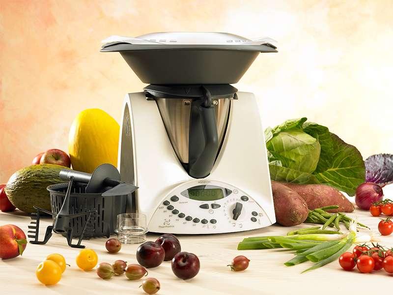 Thermomix TM31 fruits et légumes