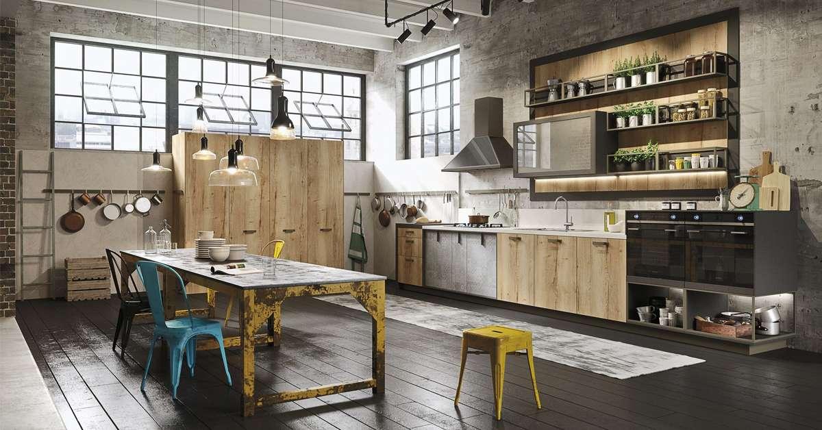 19 cuisines de loft trop belles pour être vraies Super Déco