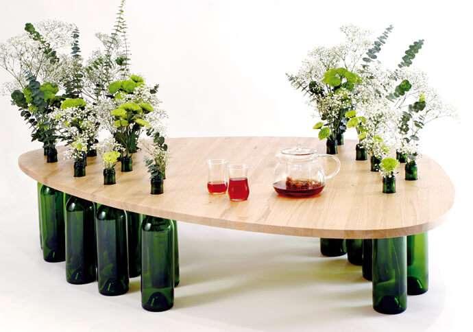 30 idées de génie pour recycler et réutiliser vos bouteilles en