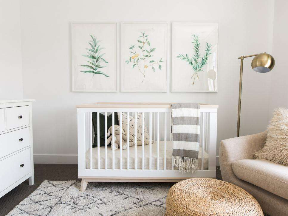 deco chambre b b 15 inspirations trop mignonnes. Black Bedroom Furniture Sets. Home Design Ideas