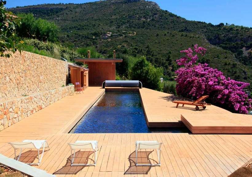 Prix d une piscine naturelle installation d 39 une for Petite piscine naturelle