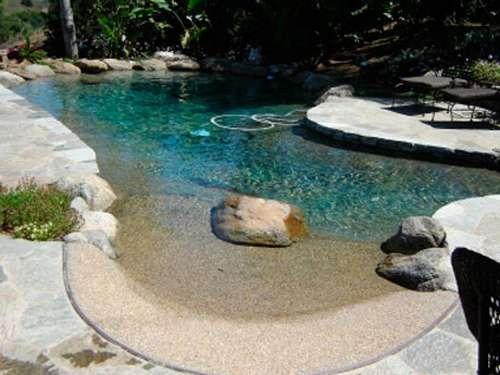 piscine naturelle 38 super d co. Black Bedroom Furniture Sets. Home Design Ideas