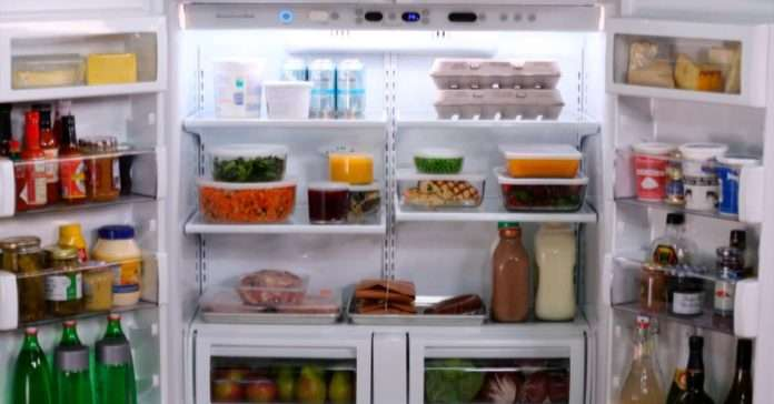 Comment ranger son frigo