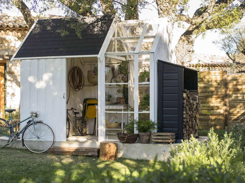 abris de jardin et voisinage meilleures id es pour la conception et l 39 ameublement du jardin. Black Bedroom Furniture Sets. Home Design Ideas