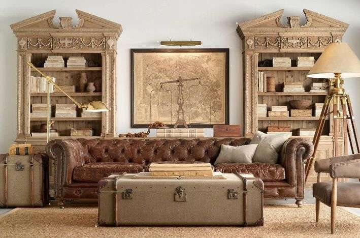 steampunk living room ideas vieille steampunk d 233 co 15778