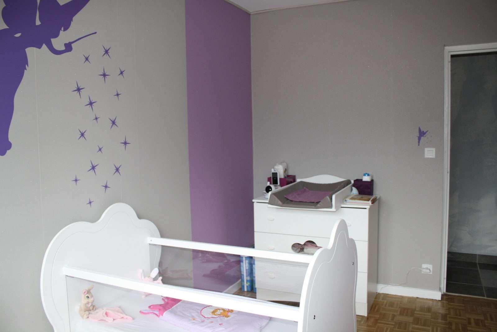 chambre bébé couleur parme - Super Déco