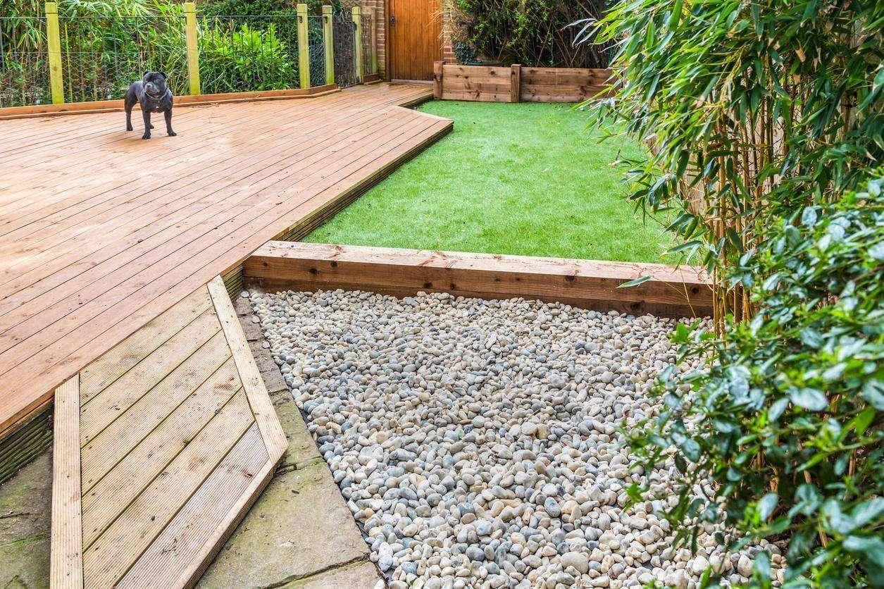 le gazon synth tique solution pour un jardin toujours vert super d co. Black Bedroom Furniture Sets. Home Design Ideas