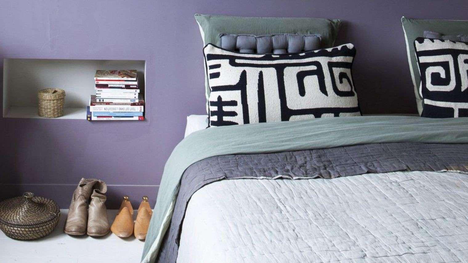couleur mur chambre fille Chambre Couleur Parme Fabulous Marier Les ...