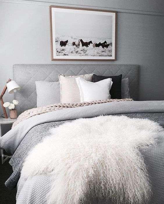 Chambre grise : 25 idées simples pour une déco incroyable ! – Super Déco