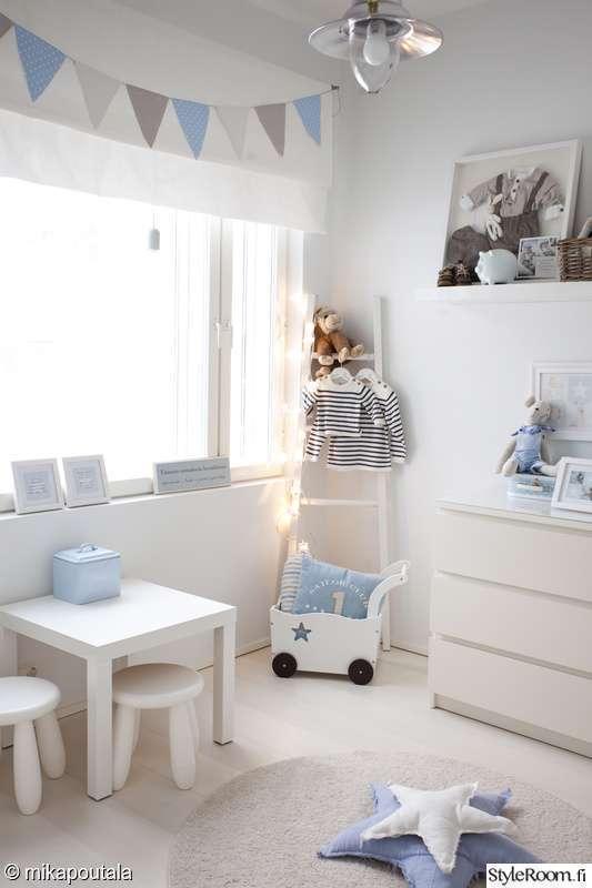 Chambre de bébé lumineuse