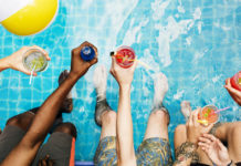 Organiser une Pool Party