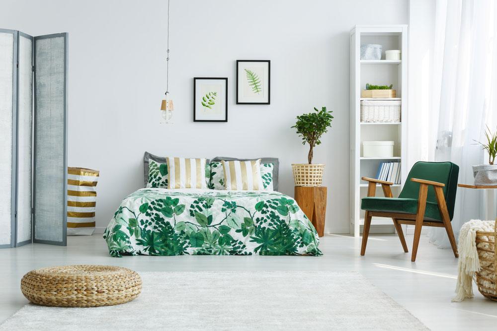 Ajouter du relief à la décoration de sa chambre