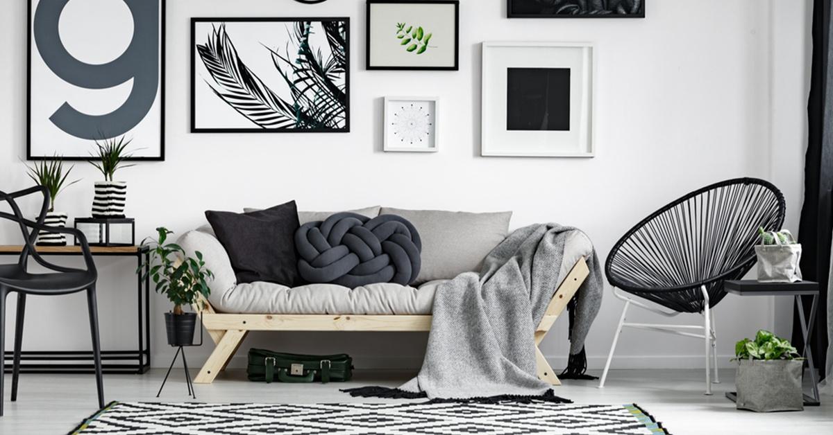 tendances salons 2019 quelles sont les nouveaut s d co. Black Bedroom Furniture Sets. Home Design Ideas